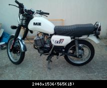 MZ ETZ 125 links